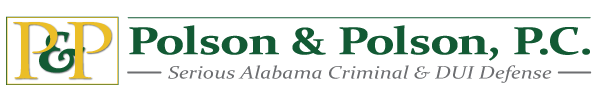 Polson and Polson- Serious Alabama Criminal and DUI Defense logo