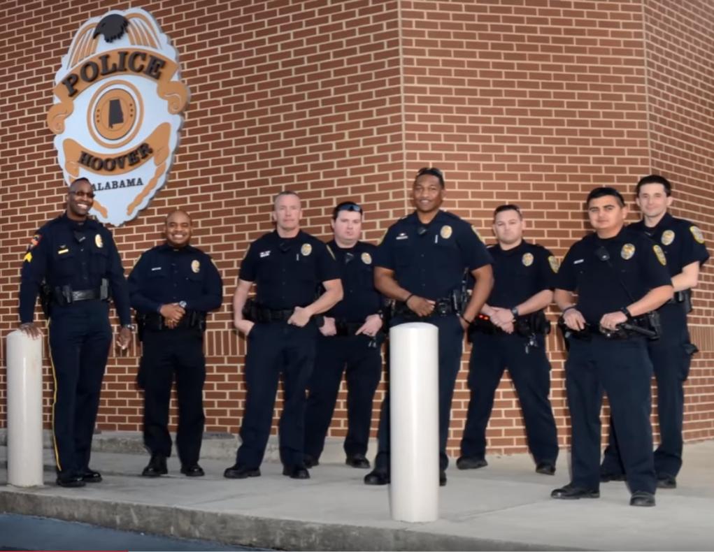 Hoover Alabama Police DUI