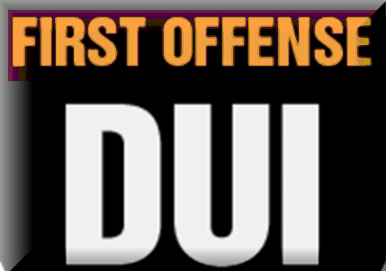 AL First Offense DUI Penalties